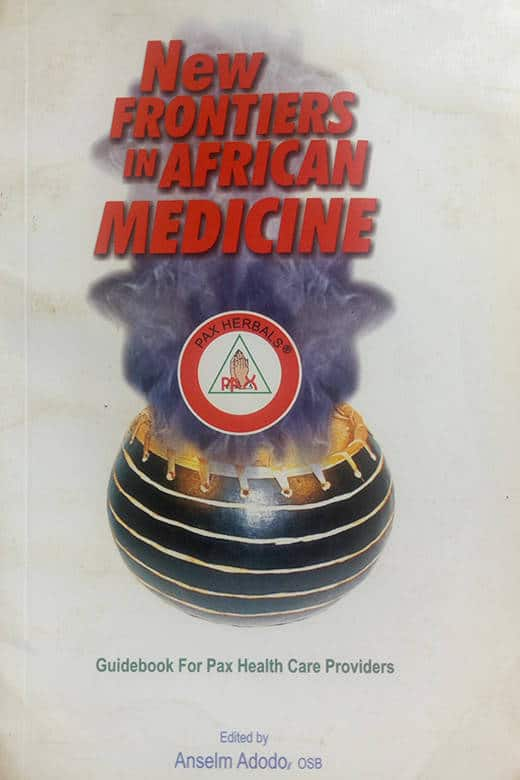 New Frontiers In African Medicine Book by Anselm Adodo